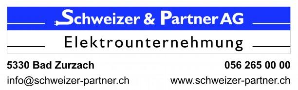 Schweizer + Partner Elektro_Shirt
